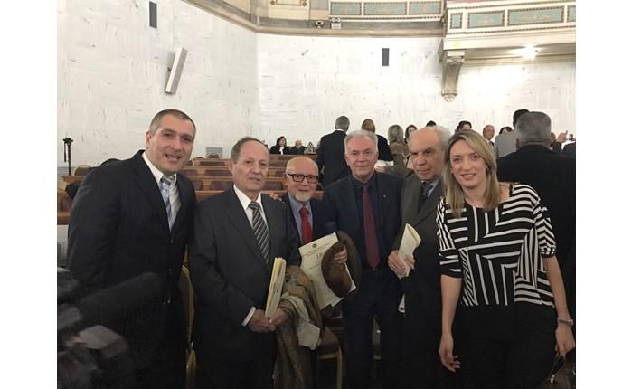 ΕΔΙΠΤ: Στον Χρ. Πατούλα το βραβείο «Βλάσσης Σωκρατίδης»