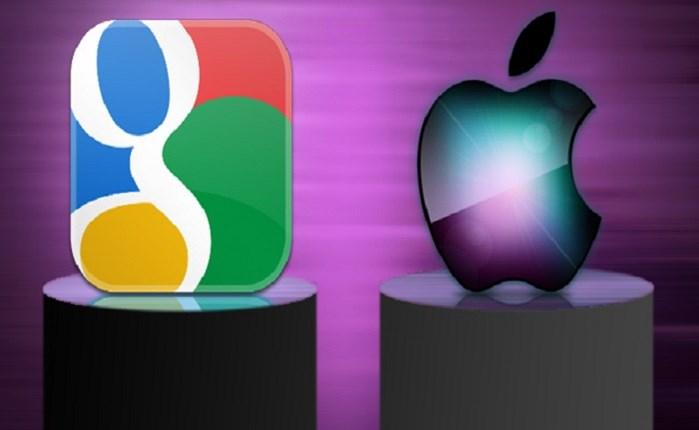 Η Google εκτόπισε την Apple από την κορυφή!