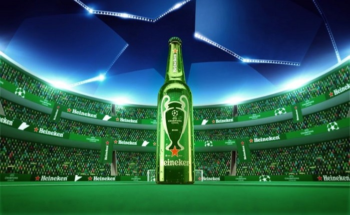 Heineken: Ανανέωσε για άλλα τρία χρόνια με το Champions League