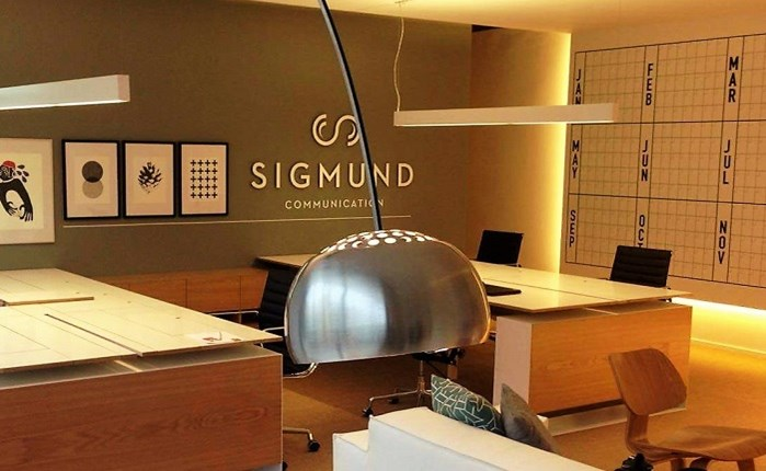 Νέες συνεργασίες για την Sigmund Communication