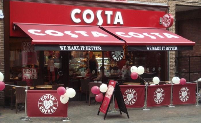 Costa: Προχωρά σε παγκόσμιο δημιουργικό spec