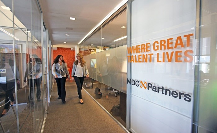MDC Partners: Deal με τη Goldman Sachs