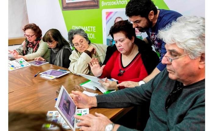 COSMOTE: Επένδυση για ανθρώπους μεγαλύτερης ηλικίας