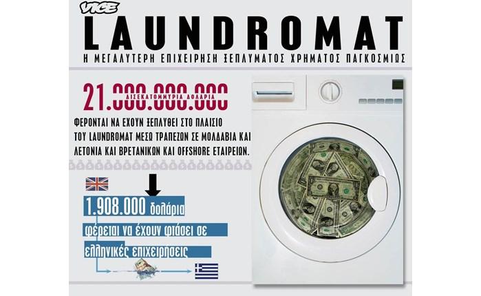 Vice Specals: Ντοκιμαντέρ για το ξέπλυμα χρήματος από τη Ρωσία