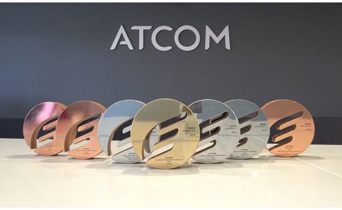 Βραβεύσεις της ATCOM στα Ermis Awards