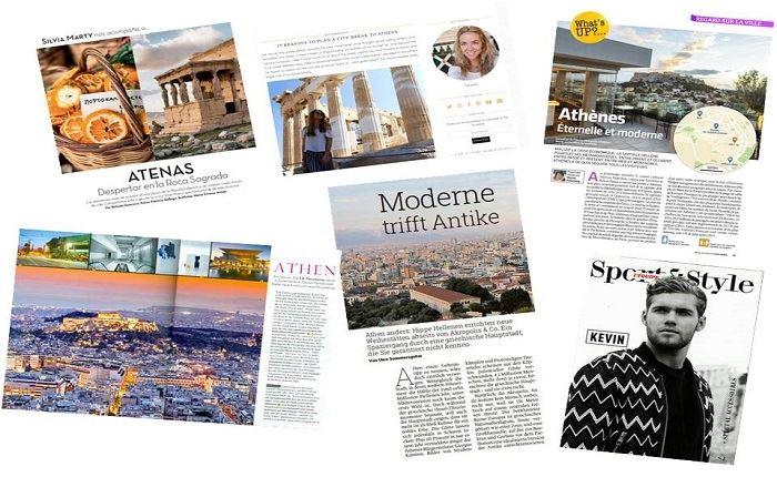 Marketing Greece: Η Αθήνα μαγνητίζει το ενδιαφέρον κορυφαίων Μέσων