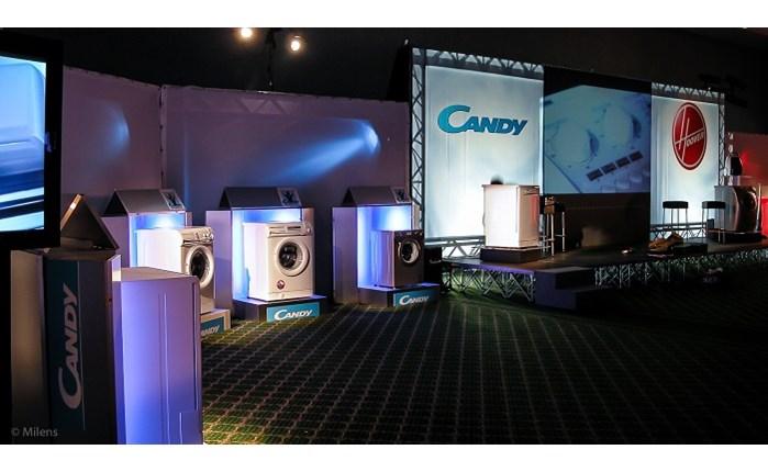 Η Candy Hoover ανέθεσε στην EXTROVERT|Business Communications