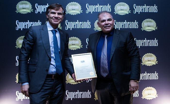 Creta Farms: Διάκριση στα Superbrands