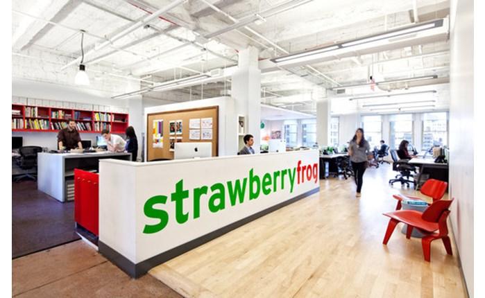 StrawberryFrog: Αποσχίστηκε από την Apco Worldwide