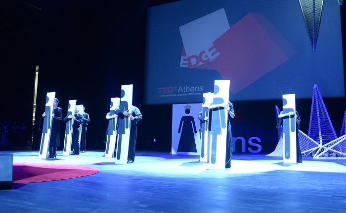 TEDxAthens 2017: Καινοτομία, προσβασιμότητα και επαναπροσδιορισμός ορίων