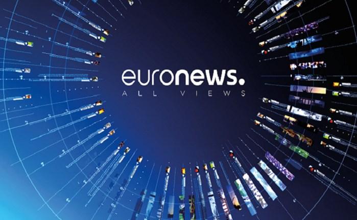 Euronews: Ανανέωση στη στρατηγική μετάδοσης