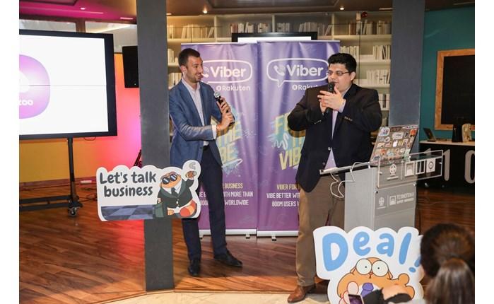 Viber: Παρουσιάζει τις πρωτοποριακές λύσεις που προσφέρει για επιχειρήσεις