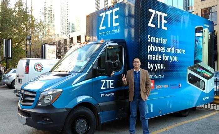 ZTE: Στην Energy BBDO το δημιουργικό στις ΗΠΑ