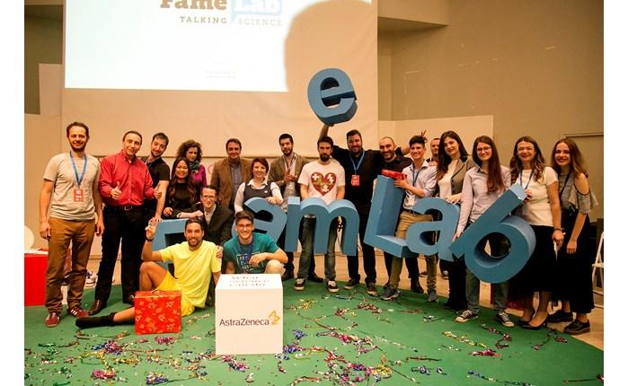 Μία Ελληνίδα διεκδικεί τον τίτλο FameLab 2017