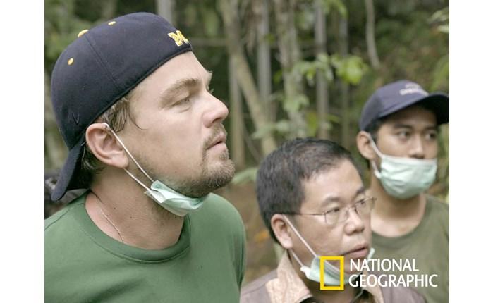 National Geographic: Παρουσιάζει ξανά το Before The Flood