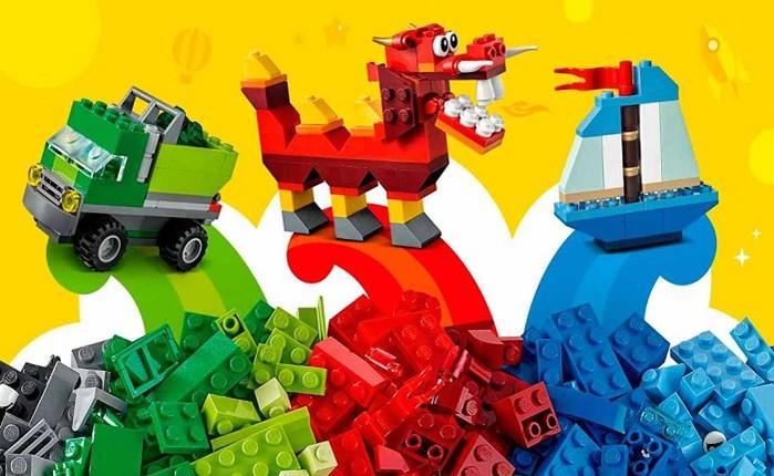 Lego: Προχωρά σε αναθεώρηση των media συνεργασιών