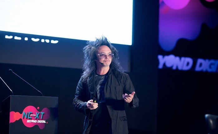 H ομιλία του David Shing στο ATCOM Next Beyond Digital