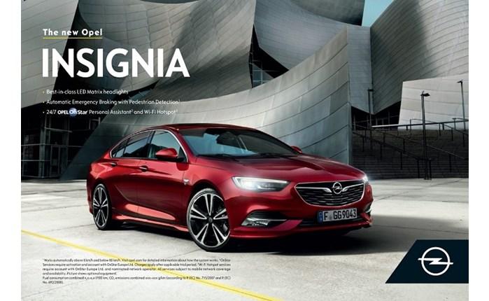 "Opel: ""Το Μέλλον Ανήκει σε Όλους"""