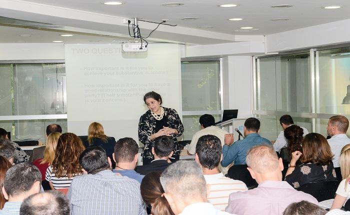 Athens Tech College: Επιτυχές το σεμινάριο διαπραγματεύσεων