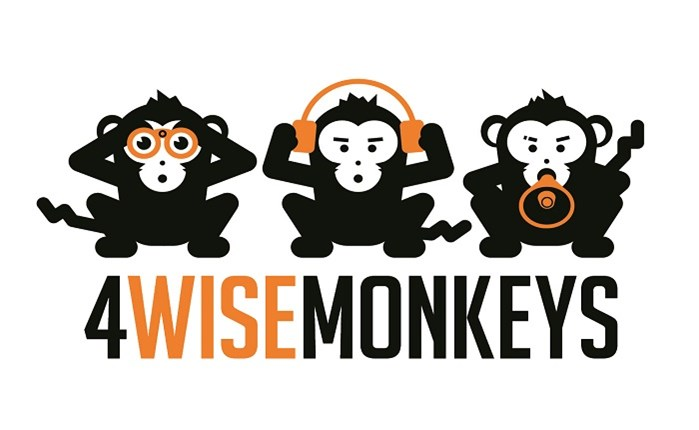 Η 4 Wise Monkeys για την Coca Cola Hellas