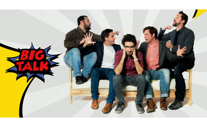 Netwix: Δυναμικό comeback για το Big Talk