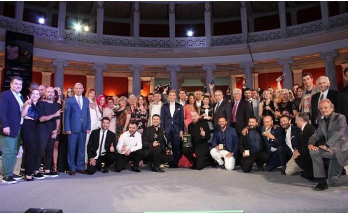 Οι νικητές των Hair Awards-Estetica Hellas 2017