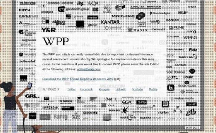 Θύμα της παγκόσμιας κυβερνοεπίθεσης ο WPP