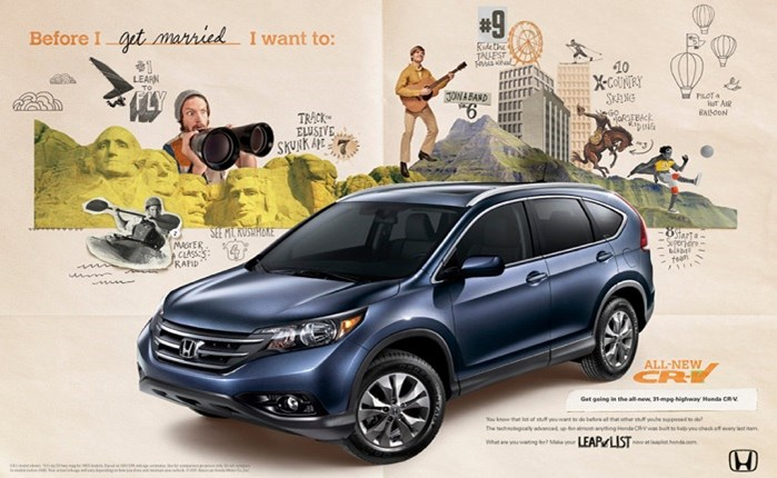 Honda Motor: Δημιουργικό spec στην Ευρώπη