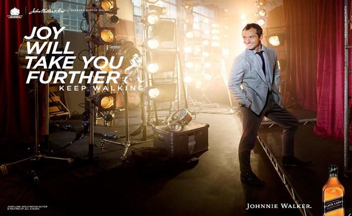 Johnnie Walker: Στην R/GA London η ψηφιακή διαφήμιση