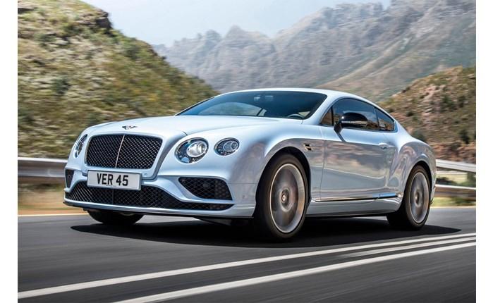 Bentley: Συνεχίζει με την Keko London