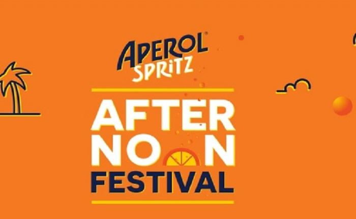 Η 4 Wise Monkeys για το Aperol Spritz