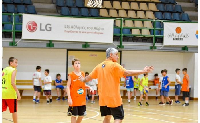 LG: Υποτροφίες σε παιδιά για να συμμετάσχουν στο Giannakis Academy