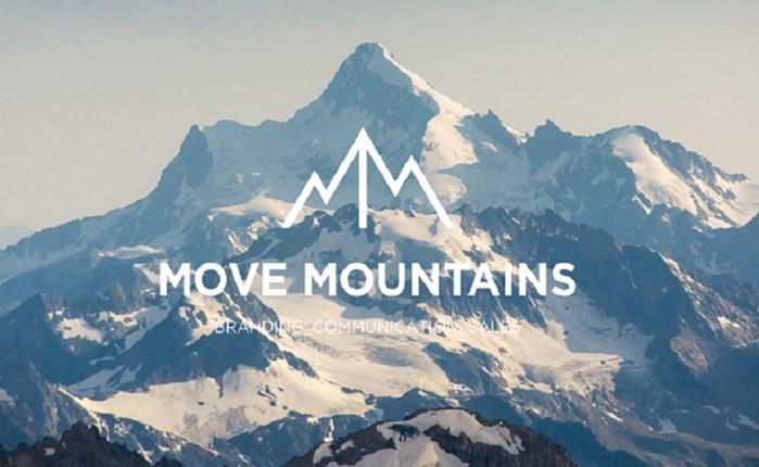 Μοve Mountains: Νέα εταιρεία branding επικοινωνίας