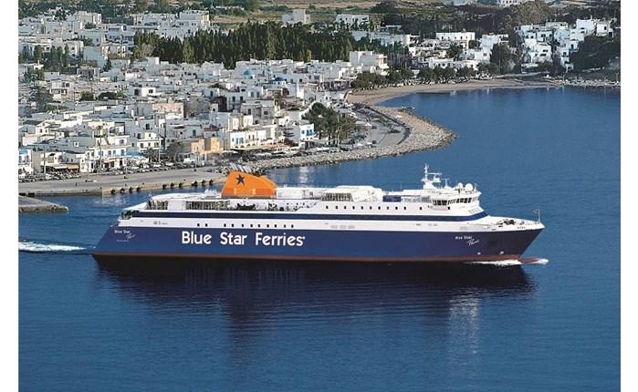 Νέα ταινία για τη Blue Star Ferries