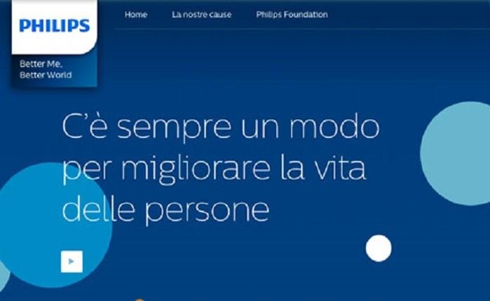 Philips: Νέα πρωτοβουλία με κοινωνικό χαρακτήρα