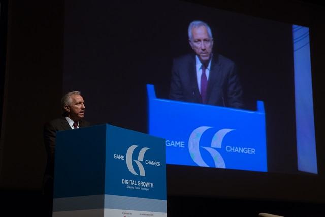 Μιχάλης Τσαμάζ, Πρόεδρος & Διευθύνων Σύμβουλος, ΟΤΕ Group