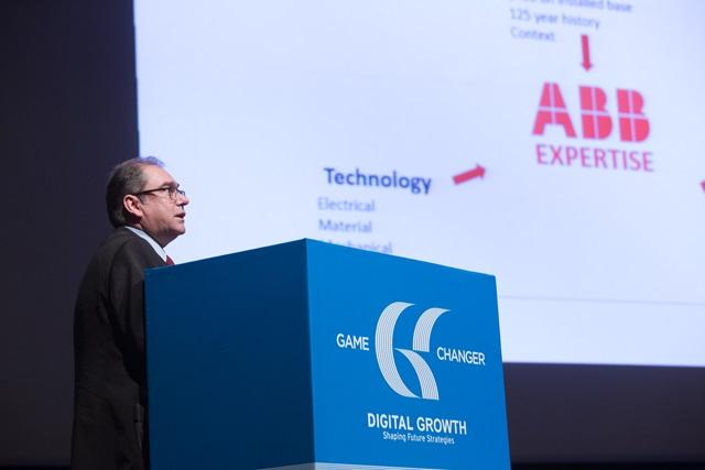 Γιάννης Κόκοτος, Γενικός Διευθυντής Βιομηχανικού Αυτοματισμού, ABB